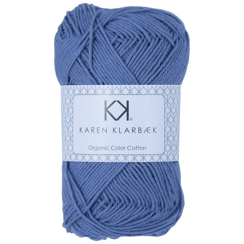 0055 - Lavender Karen Klarbæk Bomuld 8/4 økologisk