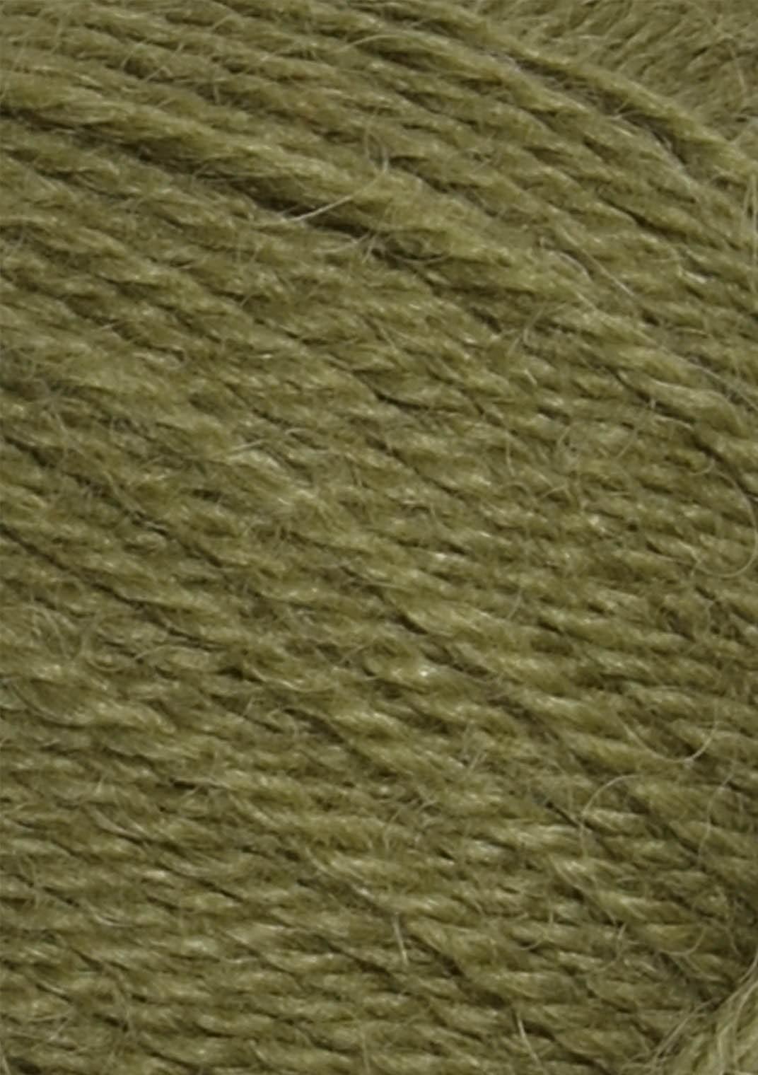 9554 Oliven Mini Alpakka Sandnes garn