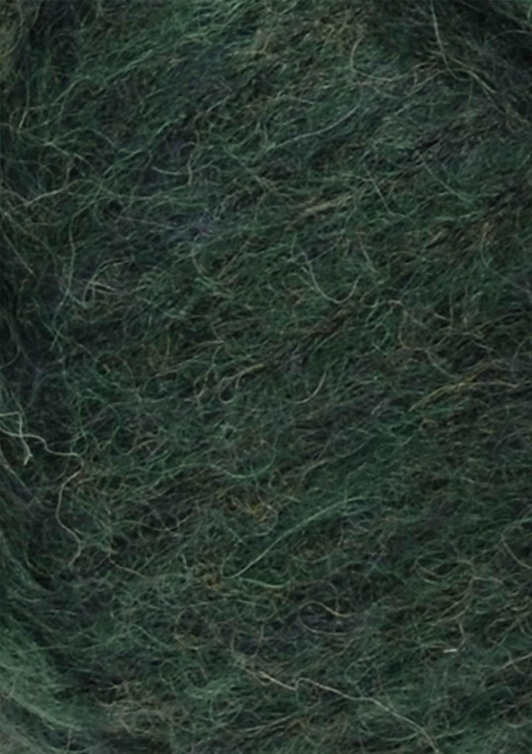 7270 Grønmeleret KOS Sandnes garn