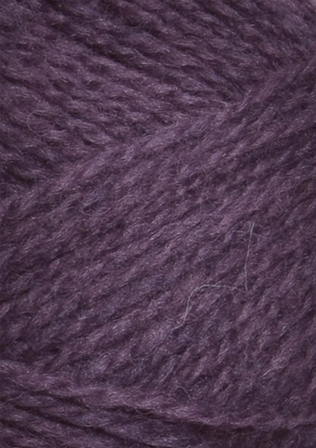5072 Mørk lilla Tove Sandnes Garn