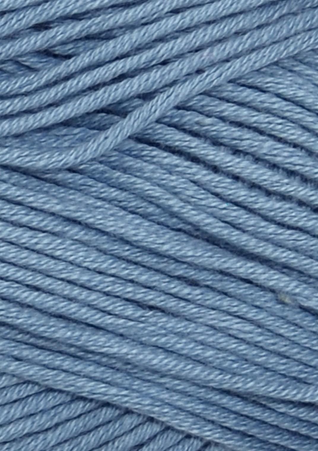 9463 Jeansblå Mandarin Petit Sandnes garn
