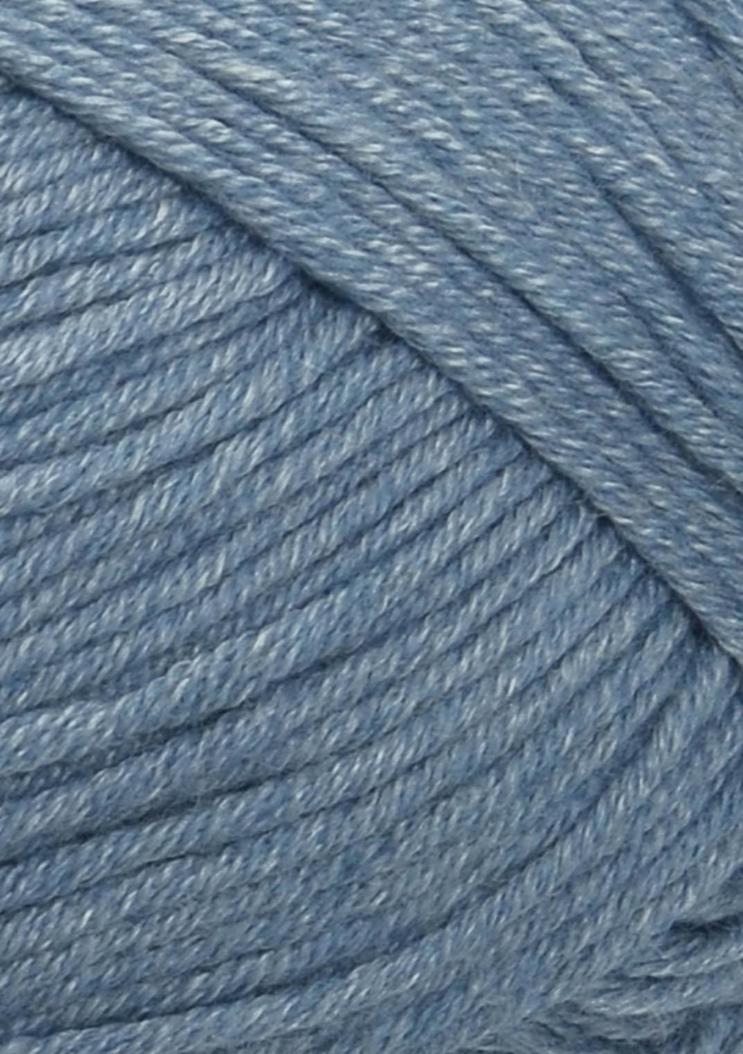 6033 Jeansblå Duo sandnesgarn