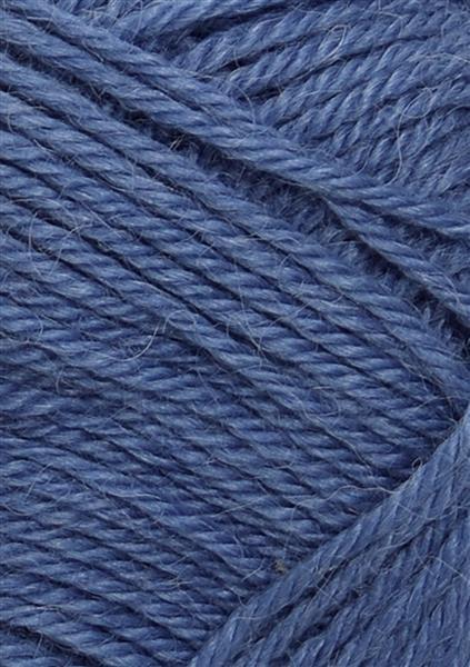 6053 Blå Mini Alpakka