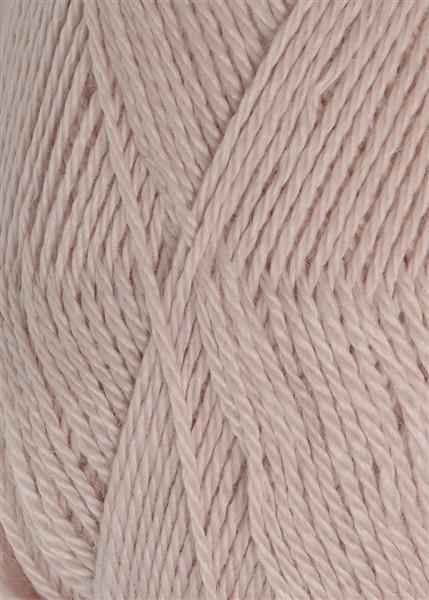 3511 Pudder Rosa Alpakka silke