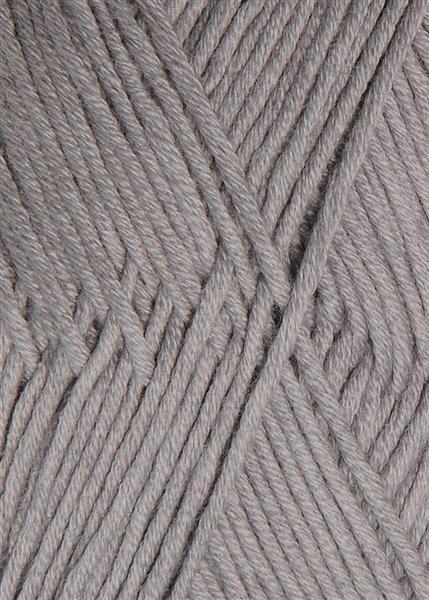 6030 lys grå Duo Sandnes garn