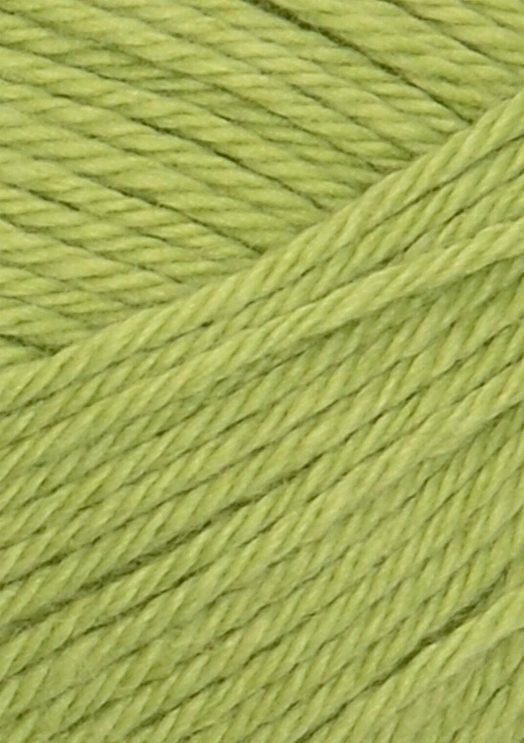 8744 lys grøn Mini Duett Sandnes garn