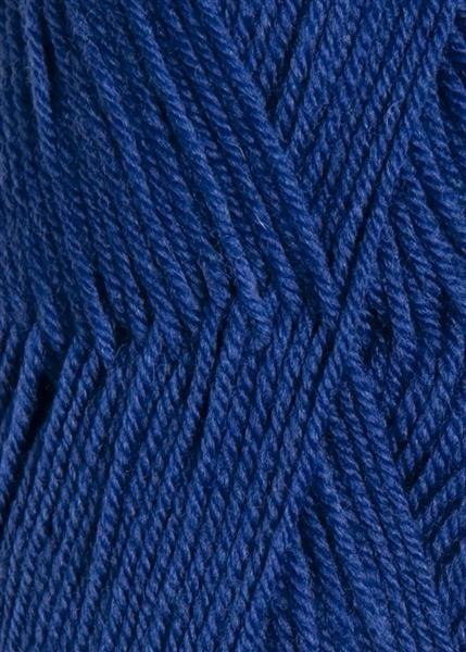 5846 blåviolet Lanett Sandnes garn