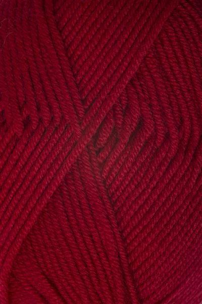 4219 Rød Merino sandnesgarn