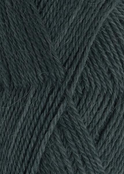 7572 Støvet Grøn Mini Alpakka
