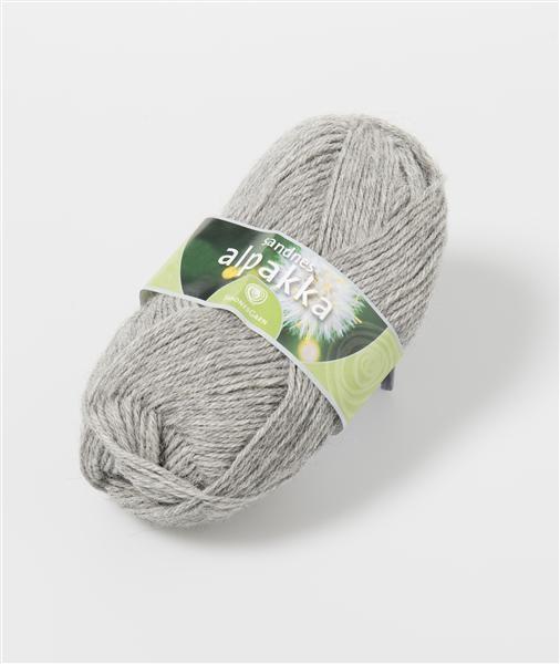 strikkeopskrifter til alpakka fra sandnes garn