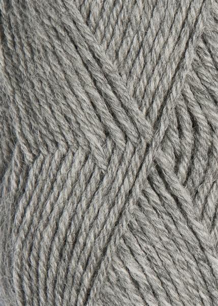 1042 gråmelert Smart Sandnes garn