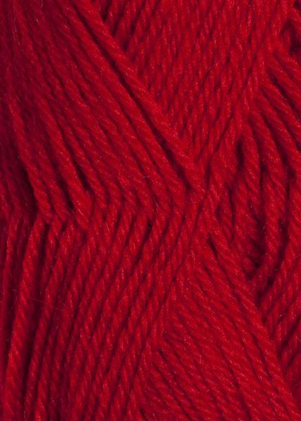4219 dyb rød Smart Sandnes garn