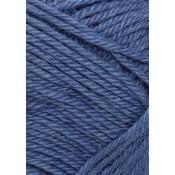 6053 Blå Alpakka Sandnes garn