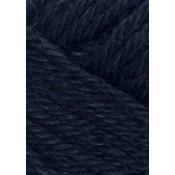 6081 Midnat's Blå Alpakka Uld