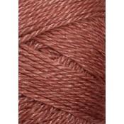 3543 Varm Brun Alpakka silke