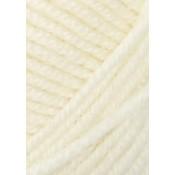 1002 Hvid Tynn Merinould