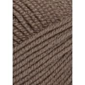 3161 Mellembrun tynn merinould sandnes garn
