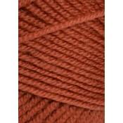 4035 Mørk terrakotta Tynn Merinould Sandnes garn