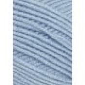 6531 Isblå Tynn Merinould Sandnes garn