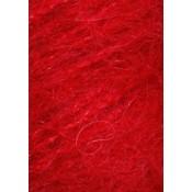 4219 Rød Børstet Alpakka