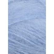 6003 Lys blå Børstet Alpakka