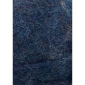 6060 Ink Blå  Børstet Alpakka