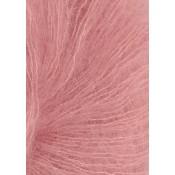 4323 Rosa Tynn silk mohair Sandnes garn