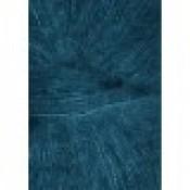 6564 Petroliums Blå Tynn silk mohair Sandnes garn