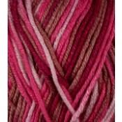 308 Multi pink-lyserød Jazz Cewec