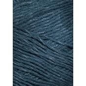 6364 Mørk blå Tynn Line Hør Sandnes garn