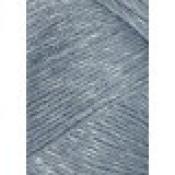 6531 Isblå Tynn Line Hør Sandnes garn