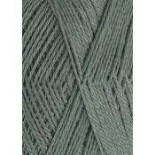 7741 Støvet Grøn Alpakka silke