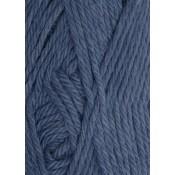 6052 Jeansblå  Alpakka Uld