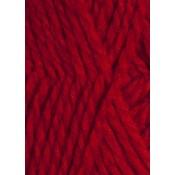 4219 dyb rød Fritidsgarn fra Sandnes