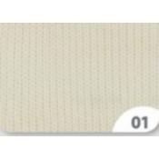 01 Hvid Cewec Hot socks Pearl