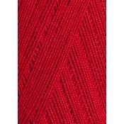 4228 Rød  Mandarin Hæklegarn