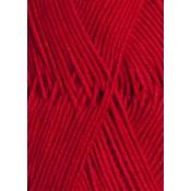 4418 Mørk Rød Mandarin Petit Sandnes garn