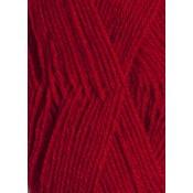 4228 rød Sisu Sandnes garn