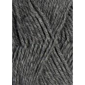 1053 mørk gråmelert Smart Sandnes garn