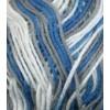 310 Multi blå-hvid Jazz Cewec