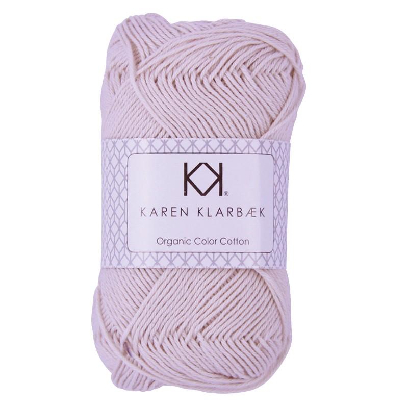 0065 - Nude Karen Klarbæk Bomuld 8/4 økologisk