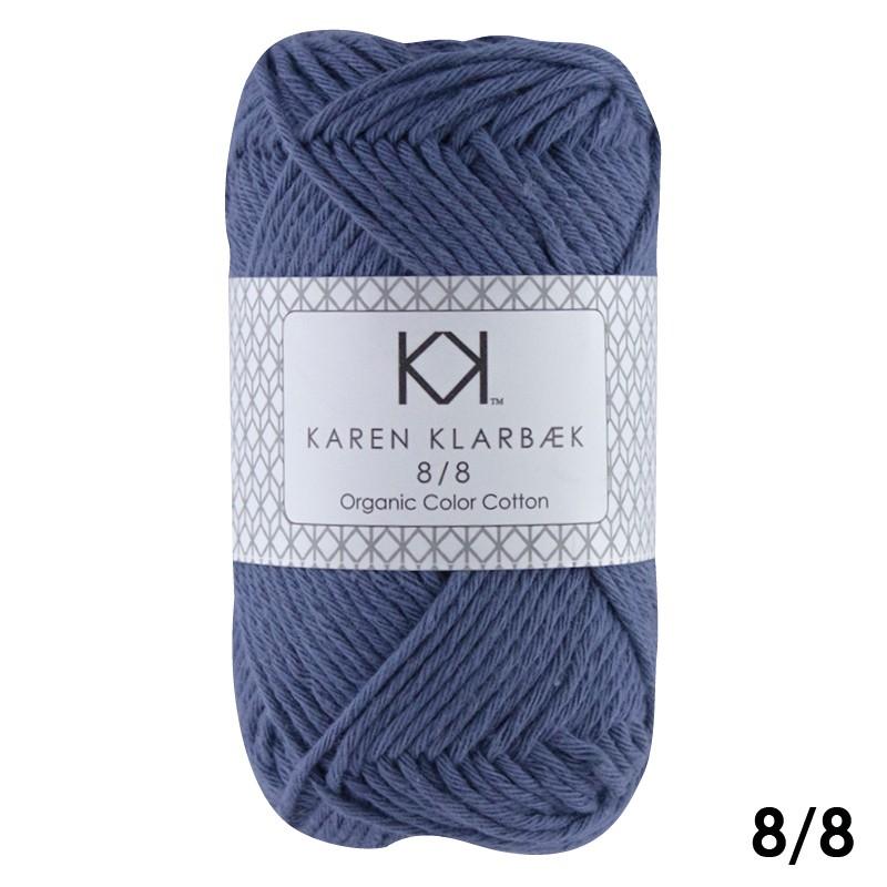 1001 Jeans Blue Karen Klarbæk Bomuld 8/8 økologisk