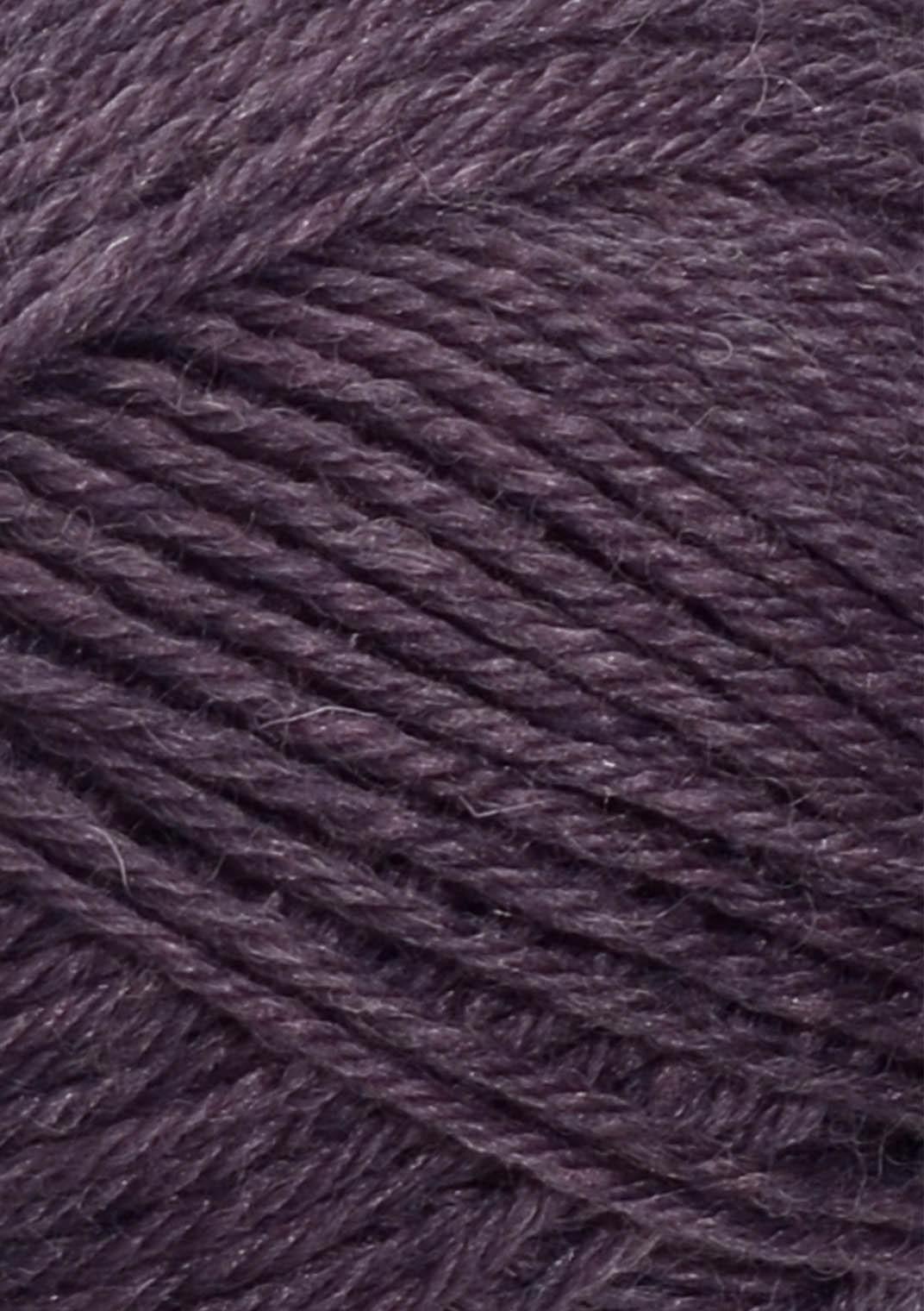 5072 Lilla-mørk meleret Sisu Sandnes garn