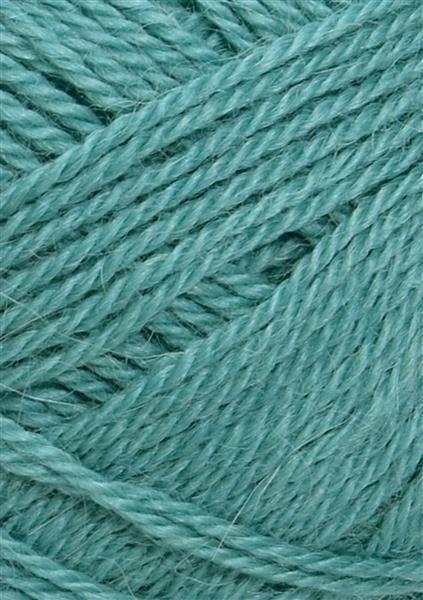 7024 Sjøgrøn Mini Alpakka