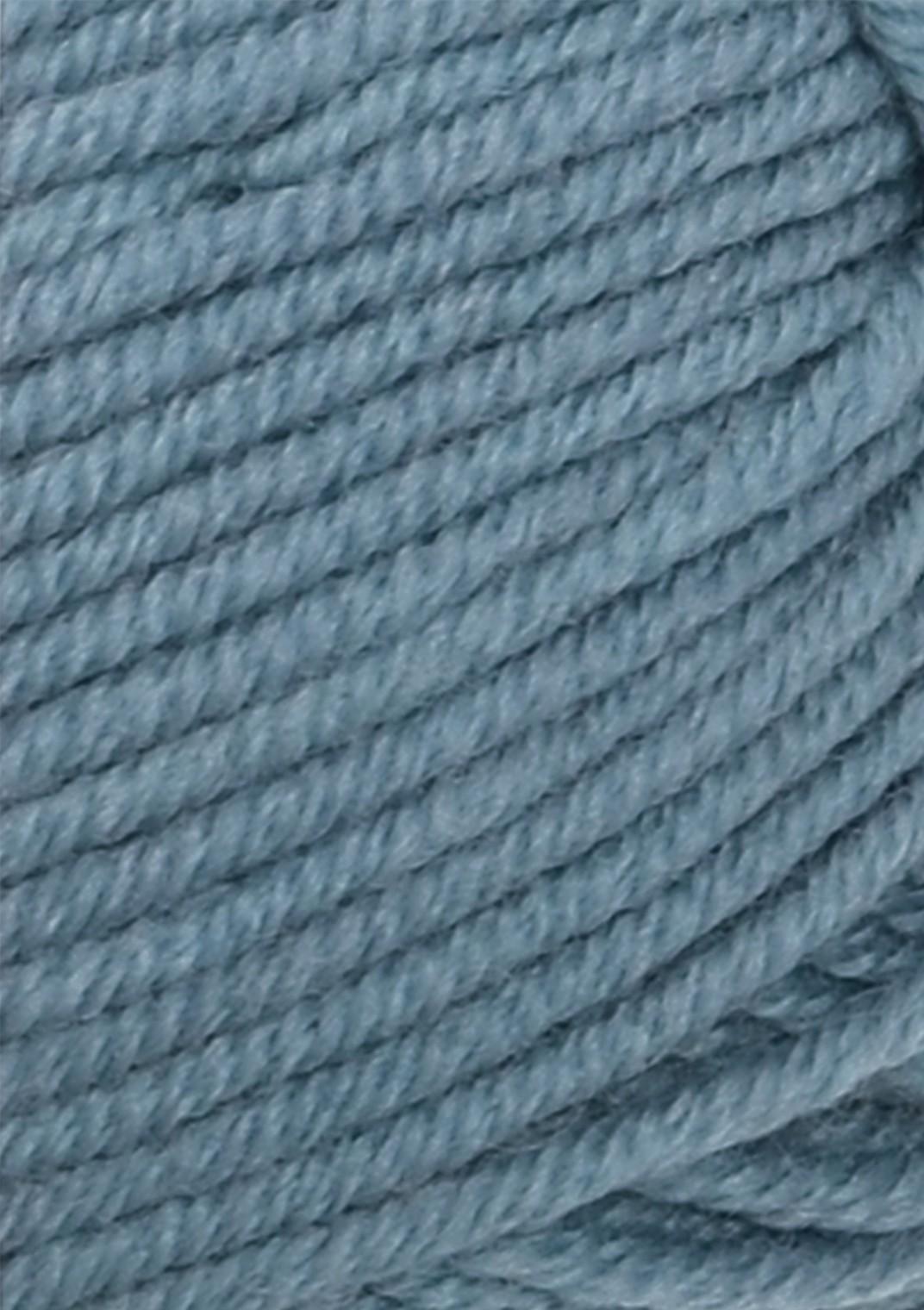 6033 Jeansblå Tynn Merinould