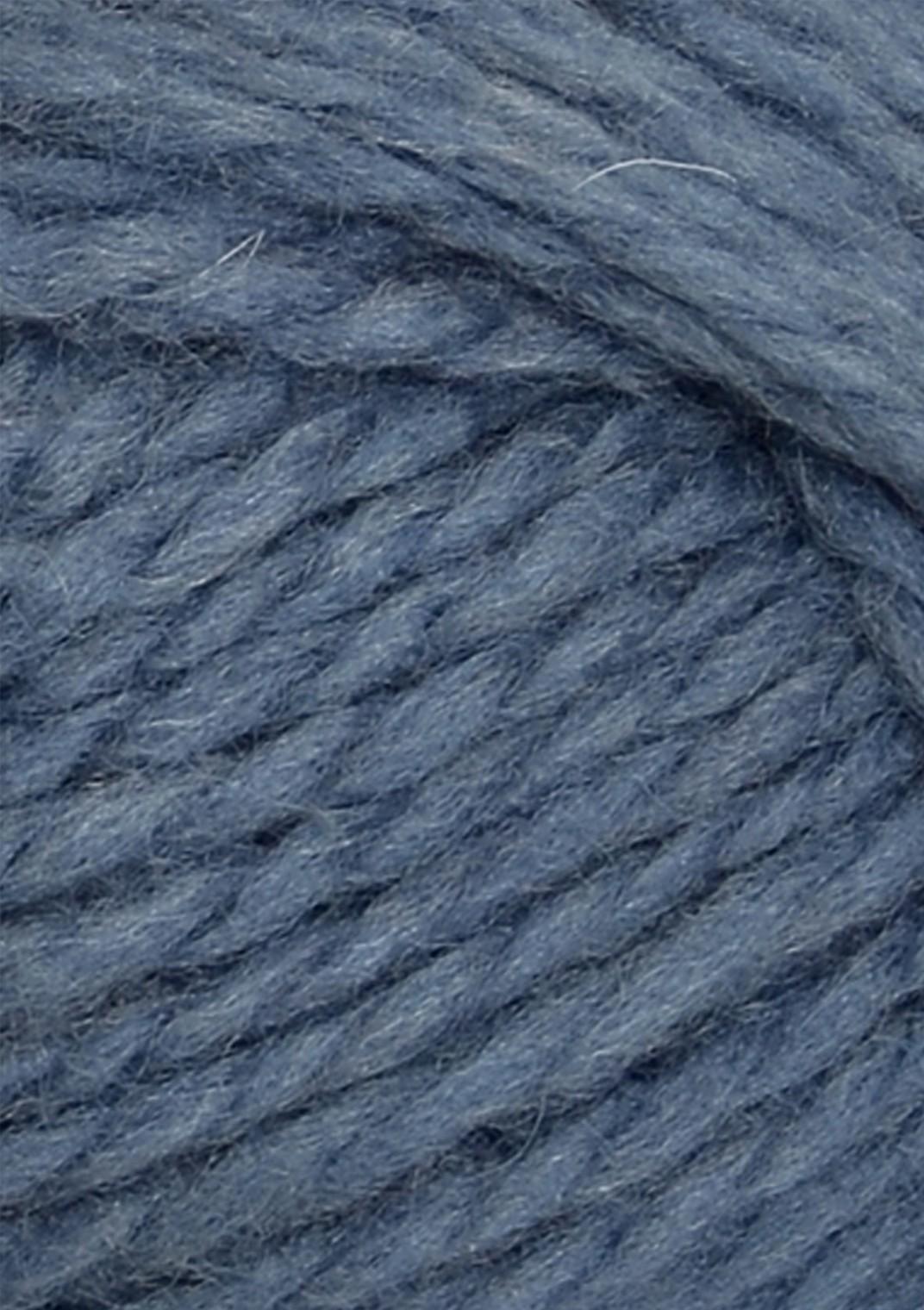 6052 Jeansblå Tove Sandnes Garn