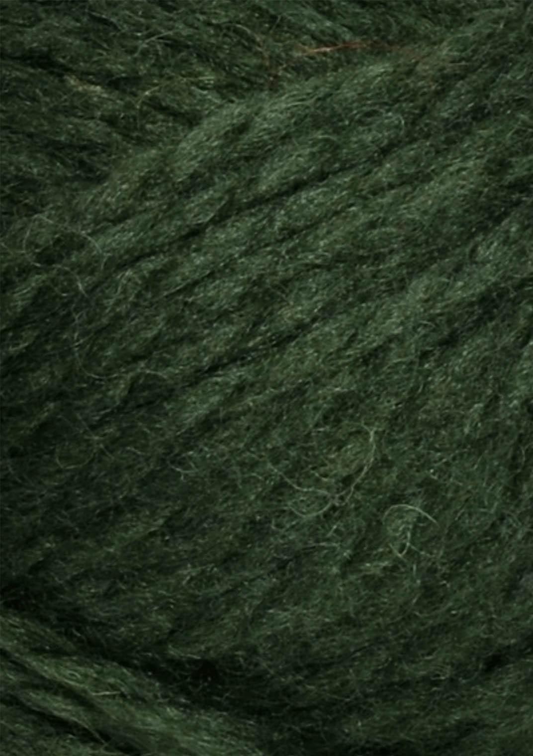 8571 Mørk grøn Fritidsgarn fra Sandnes garn