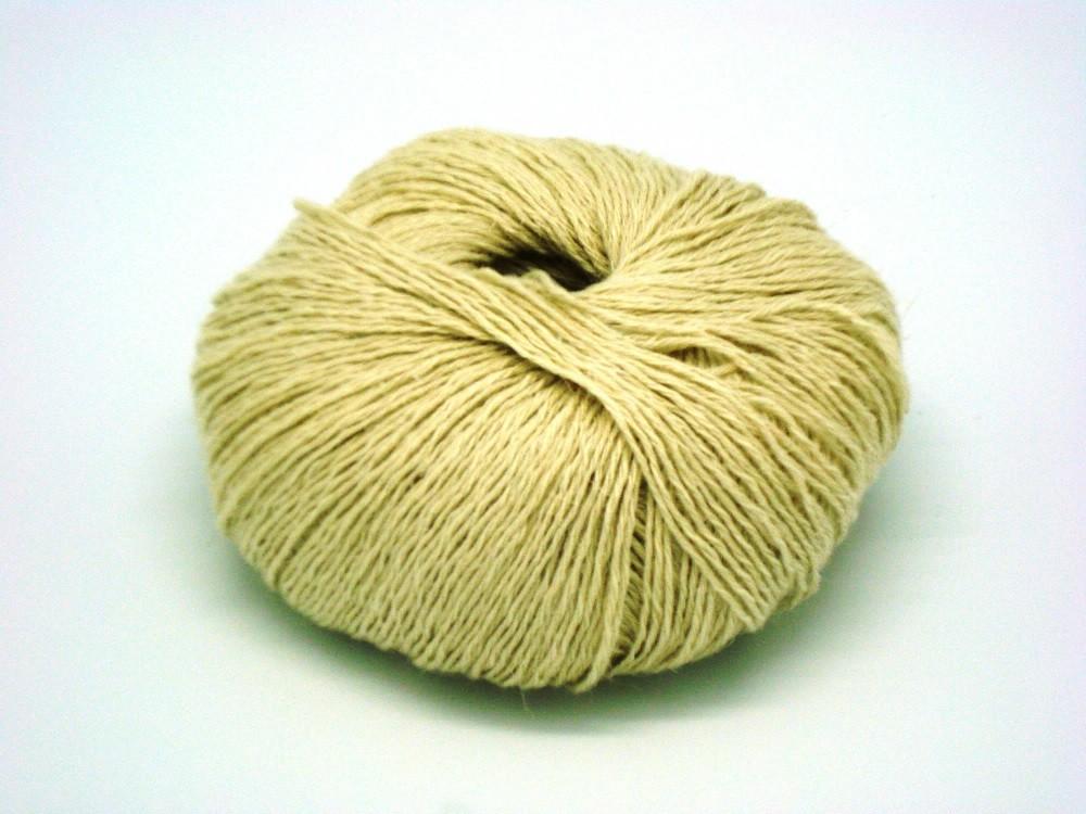 02 Sand Linea garn fra Cwec