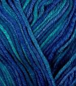 305 Multi blå-turkis Jazz Cewec