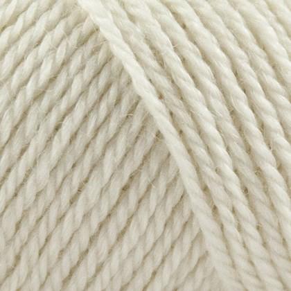 801 Hvid Økologisk uld og nælder fra Onion